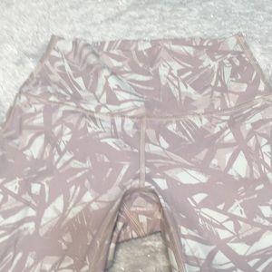 lululemon athletica Other - Lululemon mauve leggings- sz 4